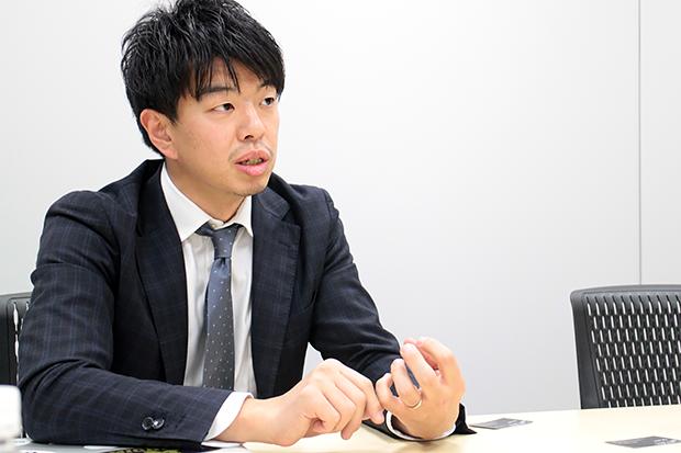 SBドライブ 代表取締役社長/CEO 佐治友基氏