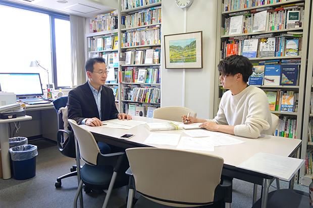 加藤浩徳教授